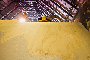 Sugar Handling - Adair Bulk Solutions