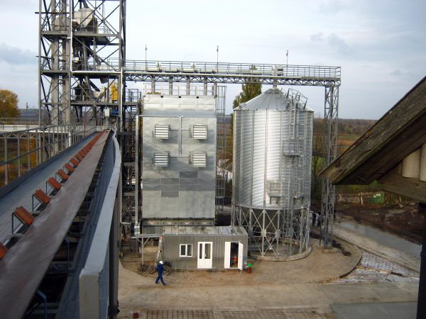 Adair Bulk Solutions - Box Store Drying, Grain Drying and Storage