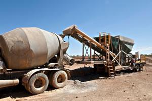Minerals, Sand, Cement Handling - Adair Bulk Solutions